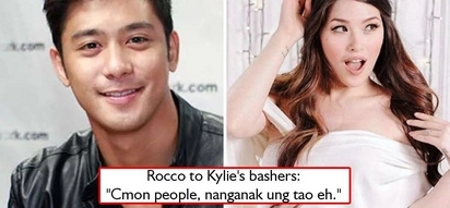 Pinagtanggol ang Reyna! Rocco Nacino defends Kylie Padilla from bashers who hit at her post-pregnancy weight