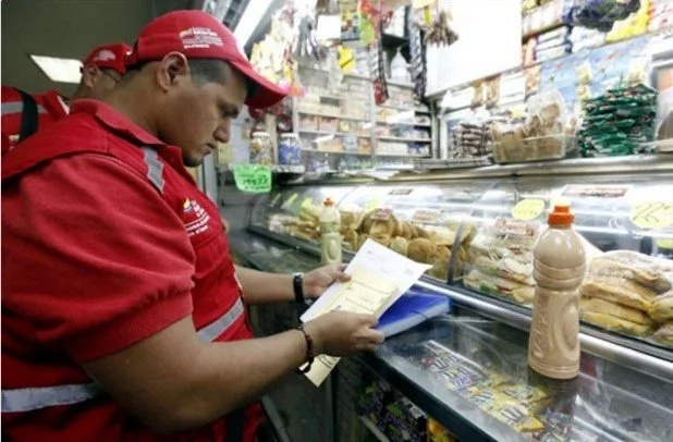 In Venezuela's deepening FOOD CRISIS, government SEIZES bakeries to thwart bread shortage (photos)