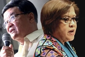 Government delivers killer blow against De Lima, 8 others with DOJ's lookout order