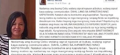 Netizen tags Sinulog's patron as 'impaktong Dios-diosan' due to network shutdown