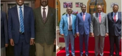 Munya's shortest marriage with Raila leaves Kenyans in disbelief