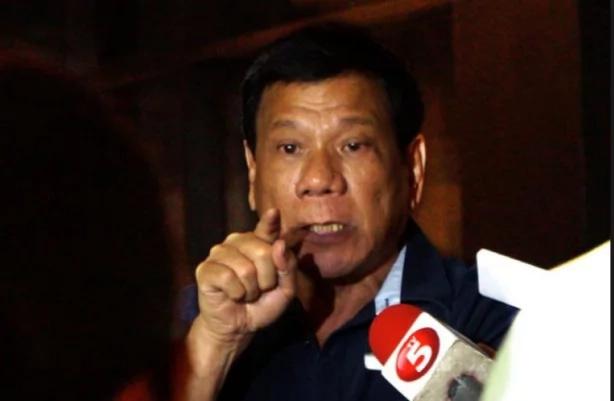Duterte to corrupt cops: Quit or be humiliated