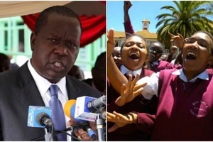 CS Matiang'i SHOCKS teachers and students after doing this