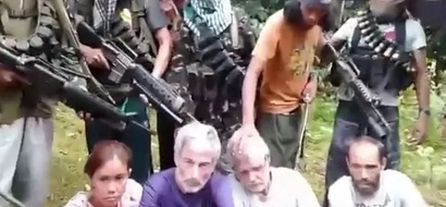 Time's up for 3 Abu Sayyaf captives