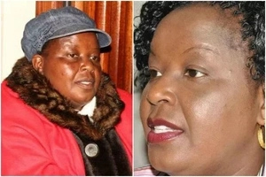Kenyans CAN'T BELIEVE HOW MARGARET WANJIRU looks while in jail(photo)
