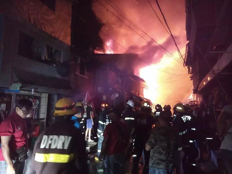 Luzon firefighter slams online bashers