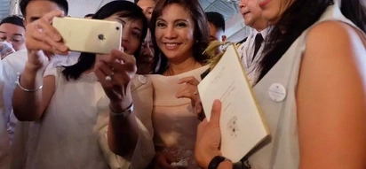 FIND OUT: VIPs attend Leni's inauguration