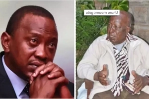 Uhuru mourns man who exposed his father's cultist oath against Luos