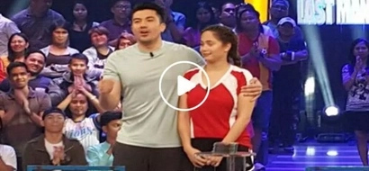 Hindi na mapigilan! Luis Manzano reveals how he sweet he is to Jessy Mendiola on 'Minute To Win It'