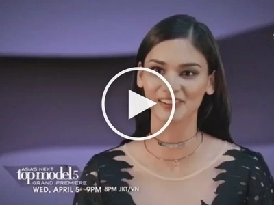 Bongga! Pia Wurtzbach gives fans a sneak peek of her role on 'Asia's Next Top Model'