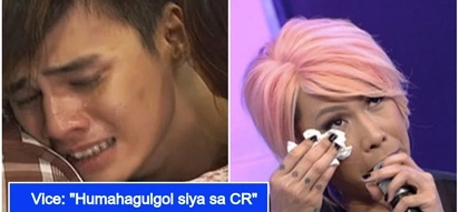 Vice Ganda witnessed Ronnie Alonte experience a major breakdown abroad