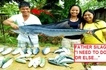 This Pinoy priest in Basilan is selling fish to earn some extra money. The reason behind it will strengthen your faith!