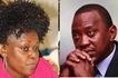 Millie Odhiambo's strange dream about Uhuru