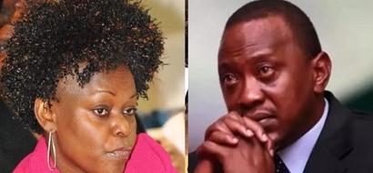 I don't regret insulting President Uhuru Kenyatta - Millie Odhiambo