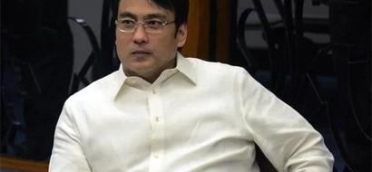 Sandigan declines Revilla's request to attend Senate session