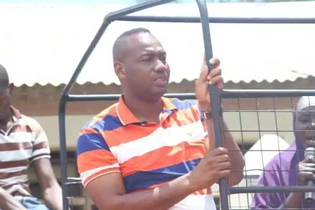 Here is Joho's brother who BEAT Moha Jicho Pevu in ODM nominations (photos)