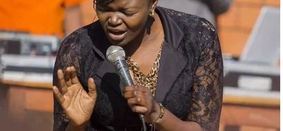 Mwimbaji Eunice Njeri adhibitisha kuwa hajaathirika baada ya KUACHANA na mumewe