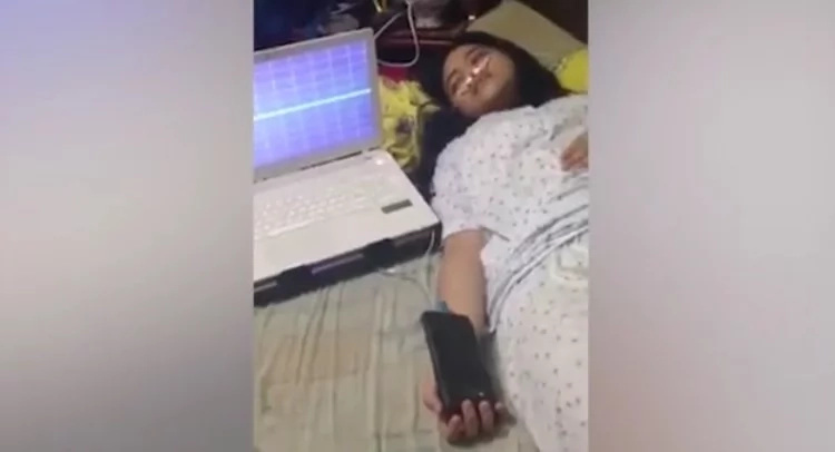 Nakakatawa naman! Pinay claims to have been sick because of not being able to go out