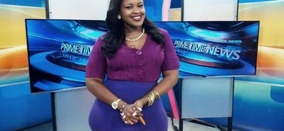 Sexy news anchor reveals the number of times she wants sex in a night