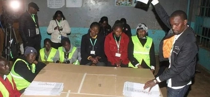 Why Kilgoris election results were cancelled