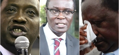 Raila must get TOUGH to beat Uhuru - Mutahi Ngunyi