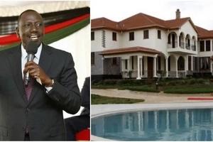 Kamba leaders flock Ruto's home (photos)