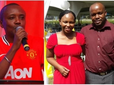 Radio personality Maina Kageni with a SURPRISE revelation about Caroll Radull on air