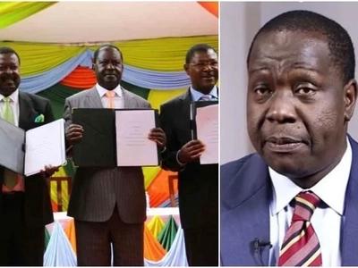 IEBC yaingilia kati kutatua mvutano kati ya Raila na Waziri Matiang'i