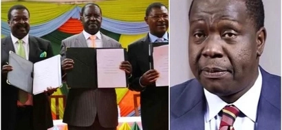 Matiang'i-NASA row prompts IEBC to summon political parties