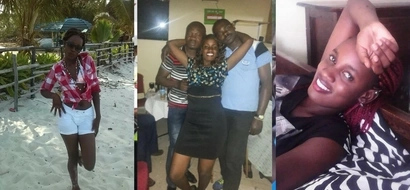 Here is the lady who Cyrus Jirongo 'slept' with and promised to pay her
