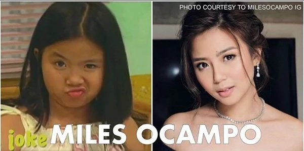 Gandang di mo inakala!Awkward pinoy childstars who became gorgeous