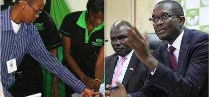 Afisa wa IEBC apata malipo kamili kwa kujaribu kuzinunua fomu za 34A kwa maajenti