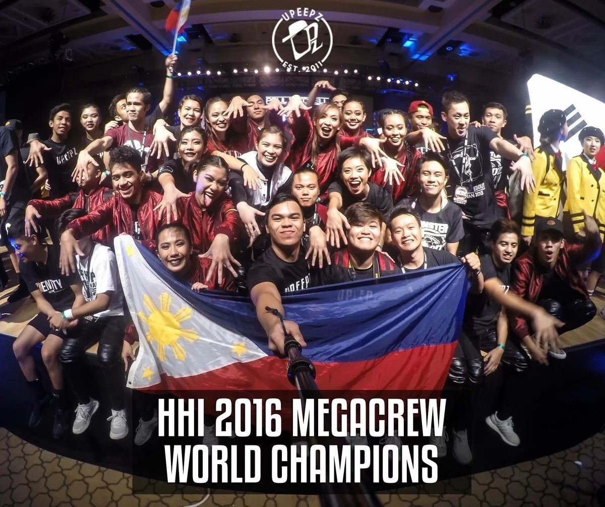 UPeepz is 2016's Hip Hop MegaCrew champion