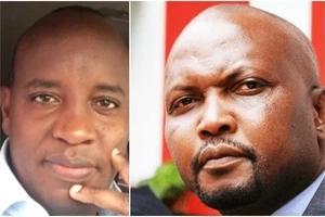 Moses Kuria celebrated as he uses more foul language to respond to NTV boss