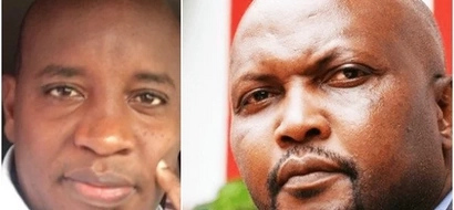 Wealthy Nation Media Managing Director takes on Moses Kuria for cursing on Live TV