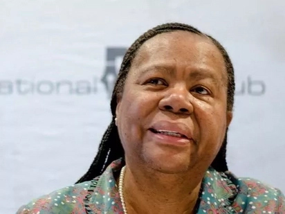 Pandor speaks up on the progress towards free higher education