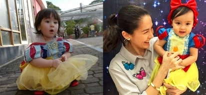 Ang hirap mamili! Scarlet Snow Belo and Zia Rivera Dantes battle on who's the better Snow White