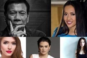 7 Filipino celebs who wish President Duterte proposes to them