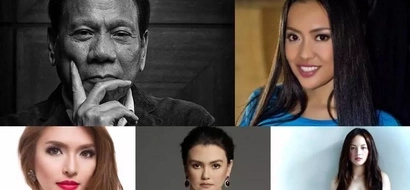 7 Filipino celebs who wish President Duterte proposes to them
