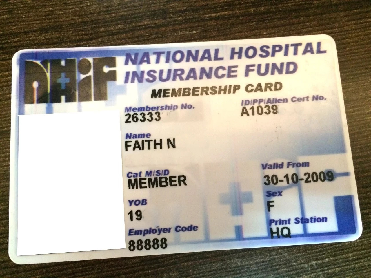 NHIF Number: Retrieving Your Membership Number
