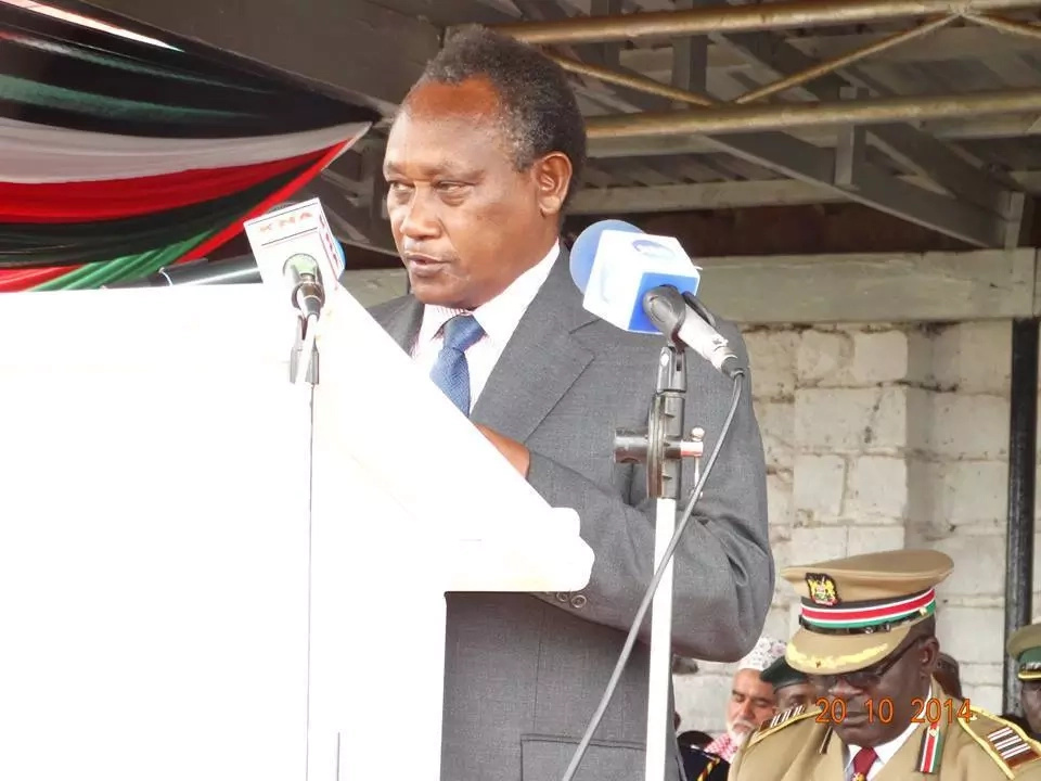 This is the man who will become Nyeri governor following Gachagua's death