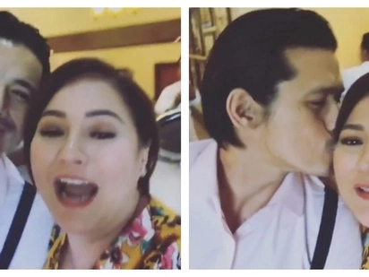 Parang ang super close nila! Karla Estrada's super sweet bonding moment with her brother-in-law Robin Padilla goes viral