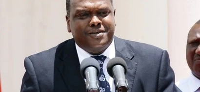 Amazing! This is what CS Hassan Wario was doing before politics