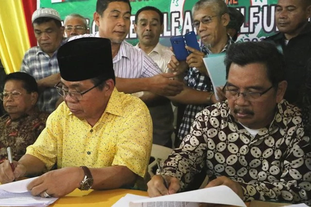 Duterte's BBL position does not sit well with MNLF leadership
