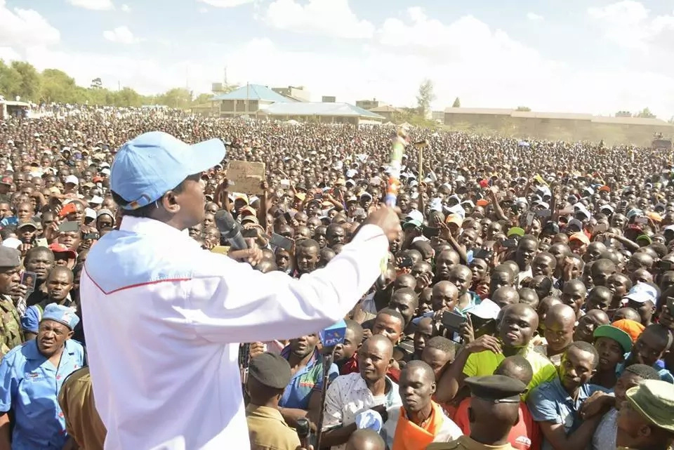 Kalonzo speaks on Raila Odinga's alleged USA tour cancellation