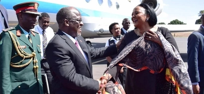 Tanzanian President Magufuli gets a shocking reception in Nairobi on his maiden visit