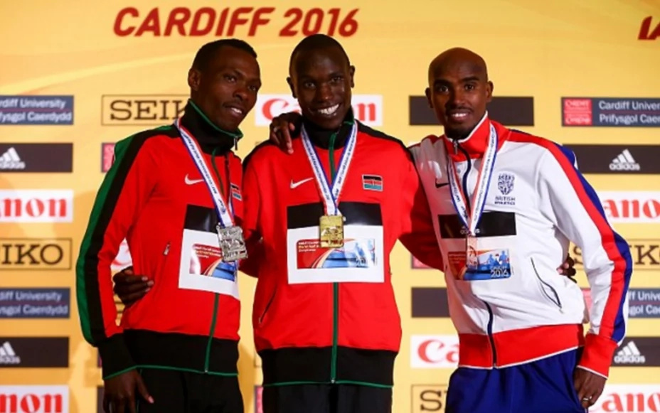 Mo Farah told to expect an 'army of Kenyans' in Rio Olympics