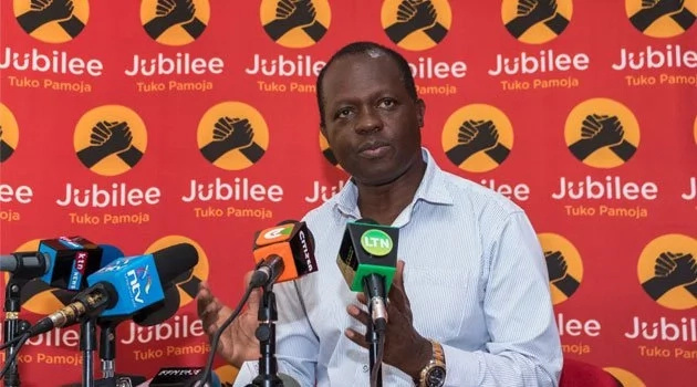 Rigging plans during Juubilee nominations exposed