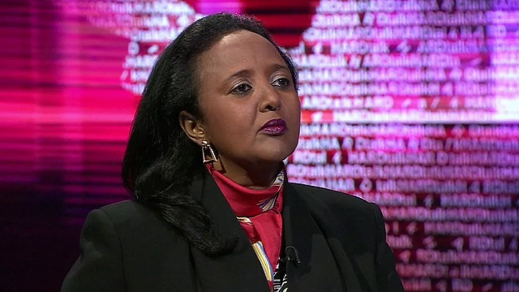 Amina Mohamed thanks Uhuru as she eyes top AU post
