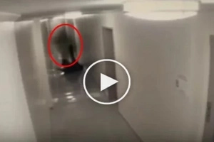 Netizen shared a video of a guy attacked by a ghost. He died a day later